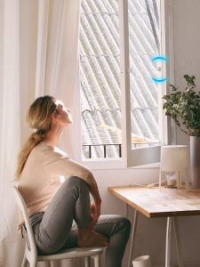 sensore vibrazioni finestra daitem